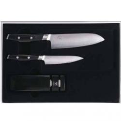 Knivsæt 2 dele - Yaxell Mon 36357
