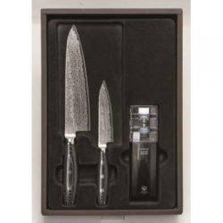 Knivsæt 3 dele - Yaxell Gou 37053