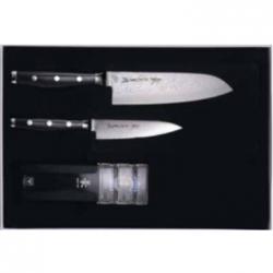 Knivsæt 3 dele - Yaxell Gou 37056