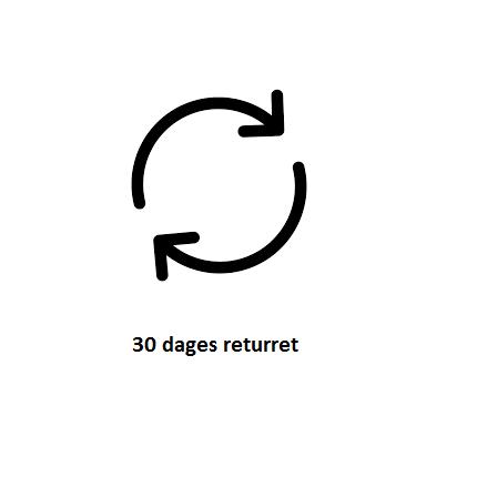 Forlænget returret, fra 14-30 dage