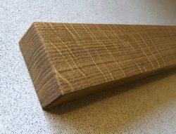 Knivmagnet i egetræ - Flere længder