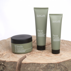 SIGR - Mens skincare, gaveæske