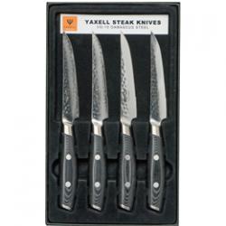 Steaksæt 4 dele - Yaxell Tsuchimon 36744