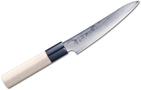 Tojiro Shippu - Pyntekniv 13 cm. lyst skæfte.