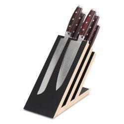 Yaxell SUPER GOU - Magnetisk bloksæt m. 6 knive