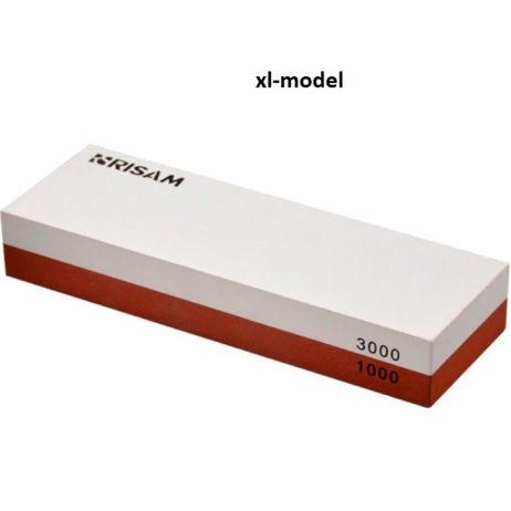 Slibesten - 1000/3000 GRIT, XL-model - Knivblokkens egen