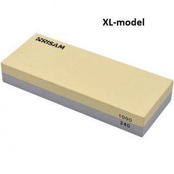 Slibesten - 240/1000 GRIT,  XL-model - Knivblokkens egen