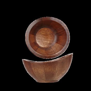 Alchemy Moonstone træskål 14x13x18cm, Churchill