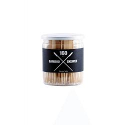 Bambusspyd med 160 stk pr pakke - Nicolas Vahé