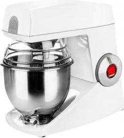 Bjørn Teddy køkkenmaskine i hvid - 5 liter
