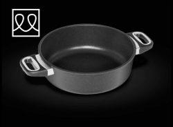 Braseringspande til induktion Ø26 cm  - AMT GASTROGUS - WORLDS BEST PAN