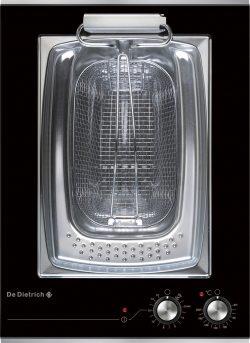Friture, 38 cm - De Dietrich DTE 1158 X - OBS: 1 stk. haves til denne pris