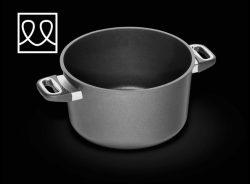 Gryde til induktion Ø28 cm  - AMT GASTROGUS - WORLDS BEST PAN