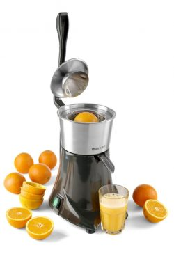 Hendi – Elektrisk citruspresser, slow juicer