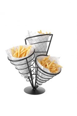 Holder til tre poser chips