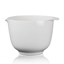 Hvid meleminskål, Rosti, 1,5 L