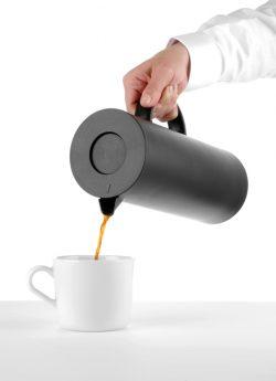 Kaffekande i sort, Hendi