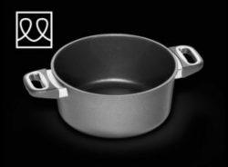 Kasserolle til induktion Ø24 cm  - AMT GASTROGUS - WORLDS BEST PAN