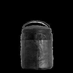 Lædertaske, håndlavet - Saturn