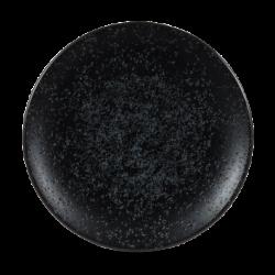 Menu Shades, sort tallerken fra Churchill, 27 cm