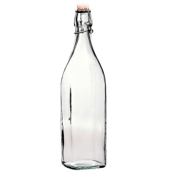 PATENTFLASKE 1 L. fra Haahr