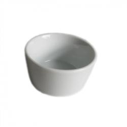 Porcelæn bæger til kuvertsmør - Amalie