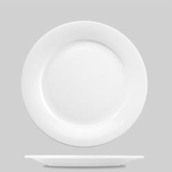 Porcelain tallerken 27 cm. (hvid) Churchill