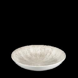 Skål mønster Stone Agate grå 24,77 cm
