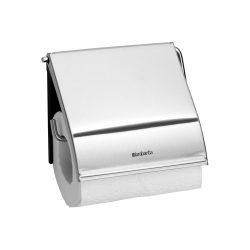 Toiletrulleholder fra Brabantia - Mat Stål