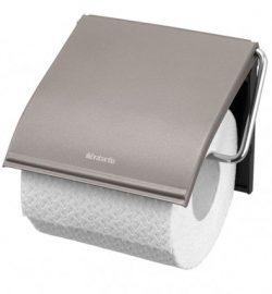 Toiletrulleholder fra Brabantia - Platinum