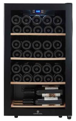Vinkøleskab 34 flasker - Cavecool - 1 zone