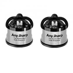 2 stk A-Sharp knivsliber, prisvindende mode