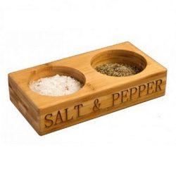 Lava Rock Salt & Peber sæt
