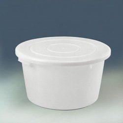 Plastbalje, fødevaregodkendt, 65 L