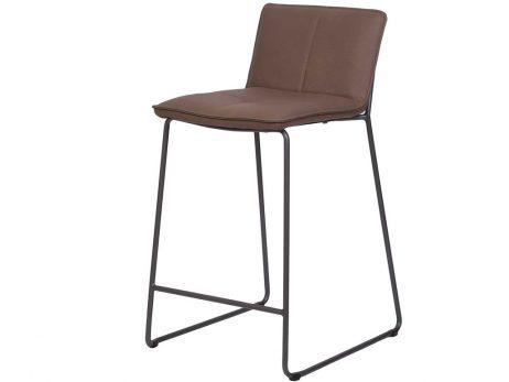 Sif barstol fra House of Sander - Brun