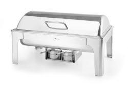Chafing dish 1/1 GN - Blank model - 9 liter, Hendi