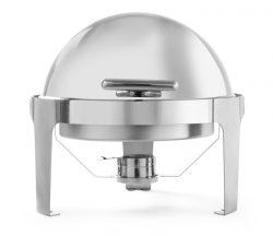 Chafing dish med rullelåg - 5,6 liter, Hendi