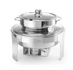 Chafing dish til suppe, Blank Model - 10 liter, Hendi