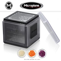 Cube Grater Sort, Microplane