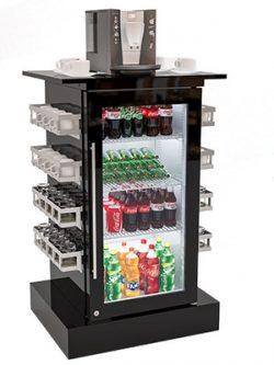 Køleskab til mødelokaler, hoteller, konferencerum mv. fra Frenox
