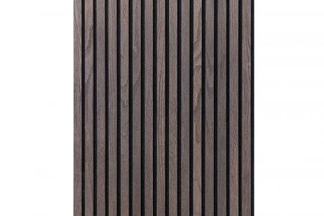 Akustikpanel 2800 mm m. smoked oak finer