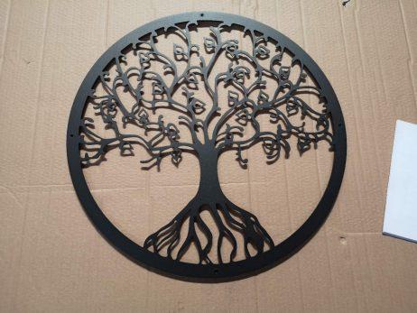 Træ dekorativ Ø 50 cm