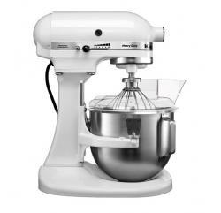 KitchenAid Heavy Duty køkkenmaskine hvid - 4,8 L.