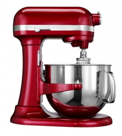 KitchenAid Heavy Duty køkkenmaskine rød - 4,8 L.