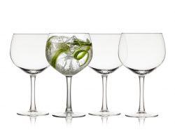 Lyngby Glas Juvel Gin & tonic glas 57 cl 4 stk.